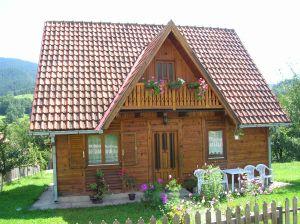 Drewniane domy letniskowe i ca oroczne domy z drewna - Maderas para casas prefabricadas ...